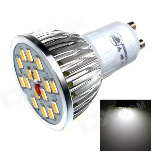 led bulbs gu10 led bulb gu10 zhishunjia db gu101 gu10 8w 480lm 6000k cheap led bulbs led. Black Bedroom Furniture Sets. Home Design Ideas