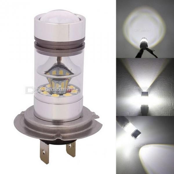 automotive led bulbs led bulb mz h7 100w 3000 lum. Black Bedroom Furniture Sets. Home Design Ideas