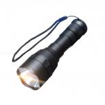 LED Tactical Flashlight 1,200LM
