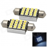 LED festoon LY304 39mm 1.6W 80lm 6000K