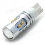 LED bulb T10 25W 400lm 10 x Cree XB-D