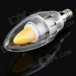 LED bulb E14 5W 380lm 2700K