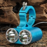 Bike LED Headlamp 600lm 2-Cree XM-L T6