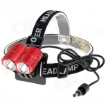 LED Headlamp NEW-MT8 2 x CREE XM-L T6 1200lm