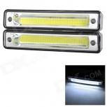 Car Daytime Running Light SENCART Waterproof 8W 125LM 9000K
