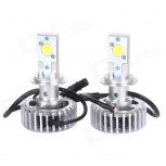 LED bulbs HONSCO H7 24W 1800lm 5000K