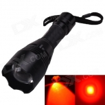 Red Hunting Flashlight SingFire SF-360R