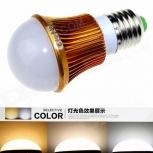 LED bulb CXHEXIN G27A-3+3 E27 6W 360lm