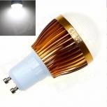 LED bulb GU10 CXHEXIN G10-8 GU10 8W 640lm 6000K
