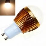 LED bulb CXHEXIN G10-8 GU10 8W 640lm 3000K