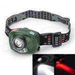 LED Headlamp Pange Y-8 Infrared Induction 230lm Cree XP-E Q5