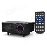 LED Portable Home Theater Projector H80