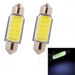 LED Festoon MZ 36mm 3W 100lm COB LED - 2 pieces