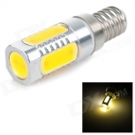 LED bulb E14 6W 500lm 2700K 5-COB LED