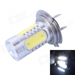 LED bulb H7 11W 360lm 6000K 1-CREE XP-E + 4-COB LED