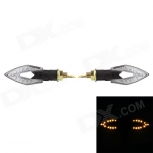 LED turn signals MZ 0.6W 50LM pair