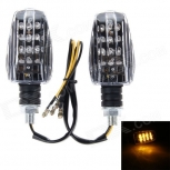 LED turn signals D23 1W 150lm