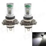 LED bulbs Zweihnder H4 30W 2800lm 6000-6500K