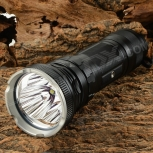 LED Flashlight JETBeam RRT3 1950lm 3x Cree XM-L T6