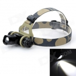 LED Headlamp 10W 900lm Cree XM-L T6