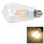 LED bulb E27 8W 750lm 3500K 8 x LED Filament