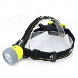 LED Headlight GLAREE W10 70lm 4-LED