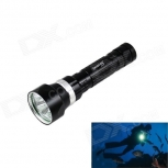 LED Flashlight KINFIRE KF-D40 Waterproof 2400lm Cree XM-L2 U2