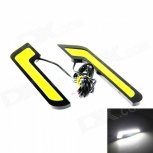 LED Daytime Running Light 6W 200lm 6500K