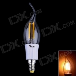 Candle LED bulb WaLangTing E14 4W 400lm 3200K