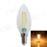 Candle LED bulb Zweihnder E14 4W 380LM 3500K
