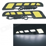 LED Daytime Running Light Carking CS799 12V 6W 400lm 6000K (2PCS)