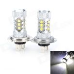 LED bulbs Marsing High Power H7 50W 5000lm 6500K 12V / 2 PCS