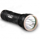 LED Flashlight KOMAES AL9523 Cree XM-L2 T6