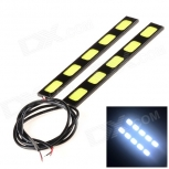 LED Daytime Running Light DR-3 5W 6000K 280lm (12V / 2 PCS)