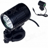Bike LED light ZHISHUNJIA ZSJ360-B30 3 x Cree XM-L2 U2