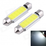 LED Festoon 39mm 3W COB LED (12V / 2 PCS)