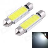 LED Festoon 39mm 3W COB LED (12V / 2 PCS)