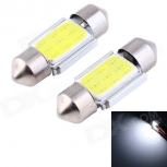 LED Festoon 31mm 2.2W COB LED (12V / 2 PCS)