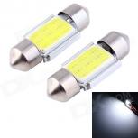 LED Festoon 31mm 2.2W COB LED (12V / 2 PCS)