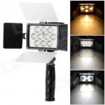 Universal LED video spotlight LED-1030A 2375lm