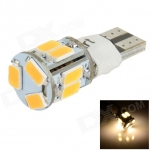 LED bulb SENCART T10 W5W 3W 3500K 80lm