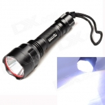 LED Flashlight Warsun C8 800lm Cree XM-L T6