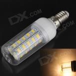 LED bulb E14 6W 3000K 500lm