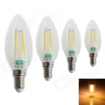 LED bulbs Zweihnder W020 E14 4W AC 220~240V / 4PCS