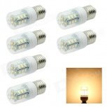LED bulbs HONSCO E27 4W 3500K 280lm 6 PCS
