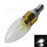LED bulb KINFIRE E14 4W  6500K 320lm 6-COB