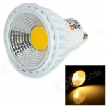 LED spotlight Lexing GU 10 6W COB LED
