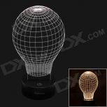 3D LED Lamp Bulb FineSource FS-DP