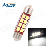 LED Festoon MZ 36mm 4W 6500K 400lm