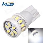 LED bulb MZ T10 1.8W 216lm 6500K 18-SMD 3014